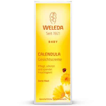 Купить Weleda Weleda Baby Крем для лица 50 мл.