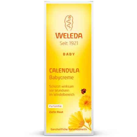 Купить Weleda Weleda Baby Крем под подгузник 75 мл.