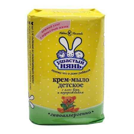 Купить Ушастый нянь Мыло Ушастый нянь туалетное 90 гр.