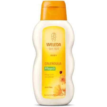 Купить Weleda Weleda Baby Масло для чувствительной кожи 200 мл. (с нежным ароматом)