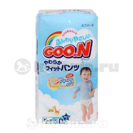 Купить Goon Подгузники-трусики для мальчика 12-20 кг