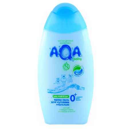 Купить AQA baby Крем-гель для купания малыша AQA baby Аква Беби 250 мл.