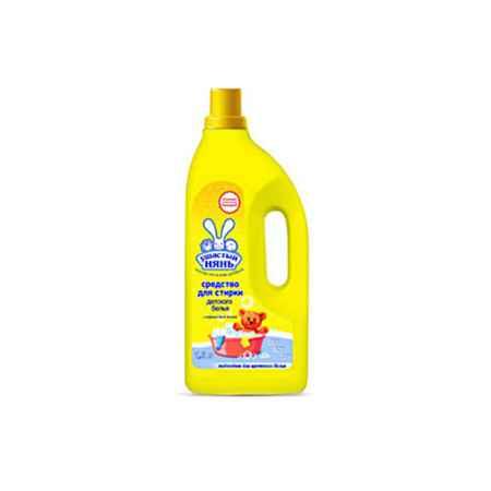 Купить Ушастый нянь Жидкое средство Ушастый нянь для стирки 1200 мл