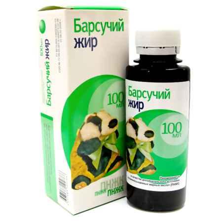 Купить Барсукор Барсучий жир Барсукор 100 мл