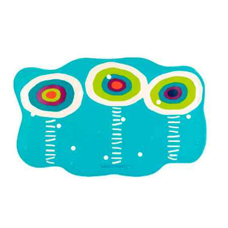Купить Bebe Confort Коврик Bebe Confort для ванной с термоиндикатором, цвет - Голубой 70*45 см.