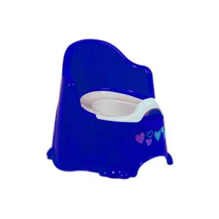 Купить Dunya Горшок DUNYA Plastic Комфорт Цвет - голубой