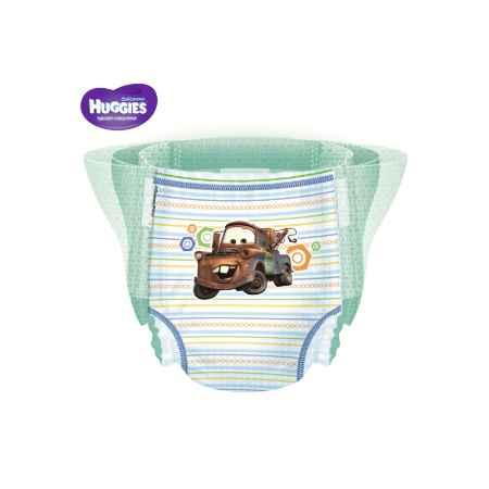 Купить Huggies Трусики Huggies Little Walkers для мальчиков 13-17 кг (15 шт) Размер 5