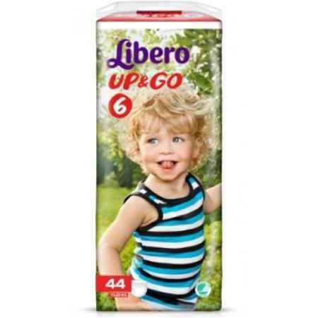 Купить Libero Подгузники-трусики Up&Go Mega Pack (13-20 кг) 44/46 шт.
