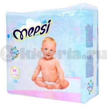 Купить Mepsi Детские подгузники M, 6-11 кг