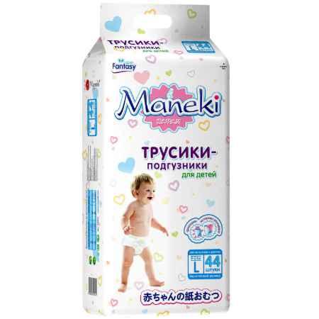 Купить Maneki Трусики Maneki Fantasy 9-14 кг 44 шт Размер L