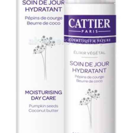 Купить Cattier Крем дневной увлажняющий Растительный элексир для нормальной кожи 50 мл