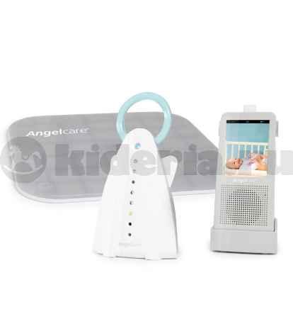 Купить AngelCare Сенсорная видеоняня-монитор дыхания 3 в 1