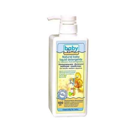 Купить Babyline Моющее средство Babyline Бэбилайн для посуды 600 мл