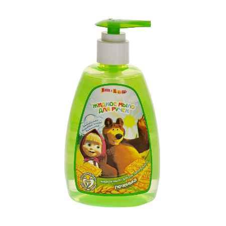 Купить Маша и Медведь (Гигиена и уход) Мыло Маша и Медведь Мыло для рук питательная Печенька