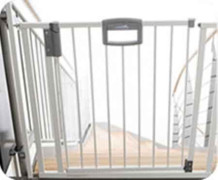 Купить Geuther Ворота безопасности Easylock для лестницы 84,5 - 92,5 см
