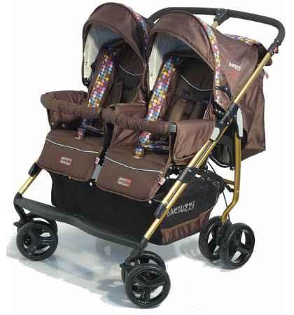 Купить Baciuzzi Прогулочная коляска для двойни B-6 Twin