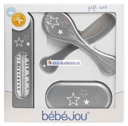 Купить Bebe Jou Подарочный набор для гигиены малыша
