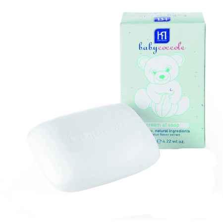 Купить Babycoccole Babycoccole Ежедневный уход Крем-мыло 125 мг. (брикет)