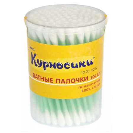 Купить Курносики Ватные палочки Курносики 100 шт. (банка)