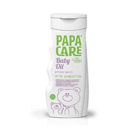 Купить Papa Care Масло Papa Care детское для очищения, увлажнения и массажа 200 мл