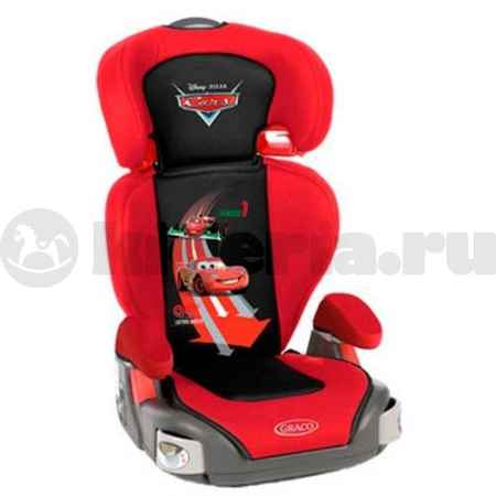 Купить Graco Автокресло Junior Maxi Plus Disney, Racing Rivals, группа  2/3