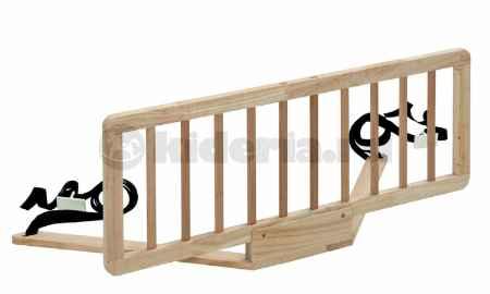 Купить Safety 1st Барьер для кроватки Quiet Night Bed Rail Natural Wood