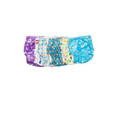 Купить Шелдон-Непромокашка Многоразовый подгузник Шелдон-Непромокашка Stay dry 8-15 кг Размер M