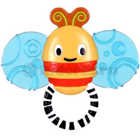 Купить Bright Starts Мягкий прорезыватель для зубок Пчёлка