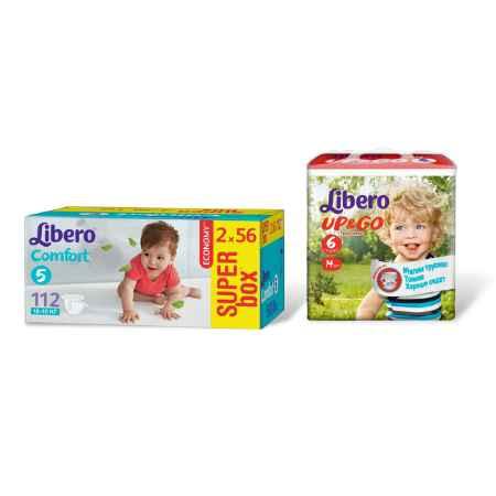 Купить Libero Набор Libero № 6 попробуй трусики