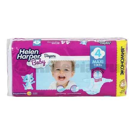 Купить Helen Harper Детские подгузники Baby Maxi 7-18 кг, 44 шт