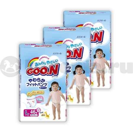 Купить Goon Набор трусиков для девочки 12-20 кг и 13-25 кг