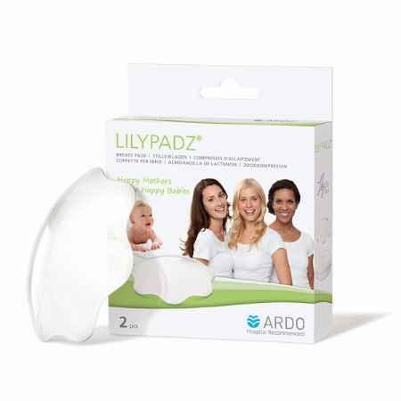 Купить Ardo Накладки на грудь не пропускающие влагу Lily Pads 2 шт.
