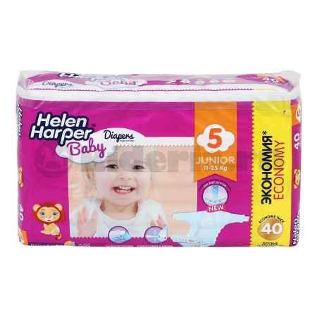 Купить Helen Harper Детские подгузники Baby Junior 11-25 кг, 40 шт