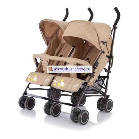 Купить Baby Care Коляска для двойни Citi Twin