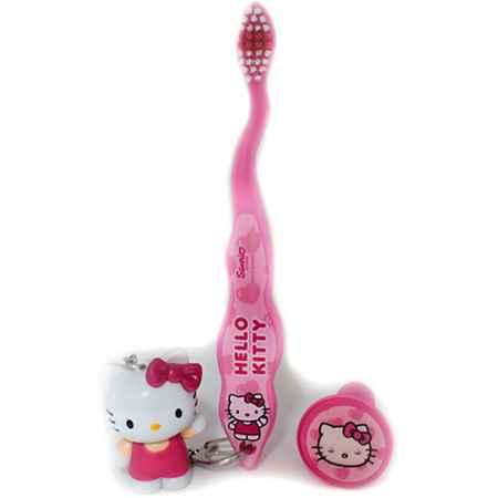 Купить FireFly Зубная щетка Firefly Hello Kitty 3D (дорожная с брелоком)