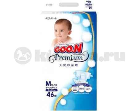 Купить Goon Подгузники Premium, 6-11 кг