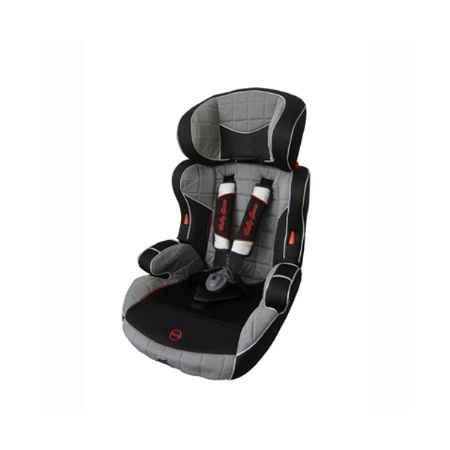 Купить Baby Care Автокресло 1/2/3 (от 9 до 36 кг) Baby Care Grand Voyager темно серый