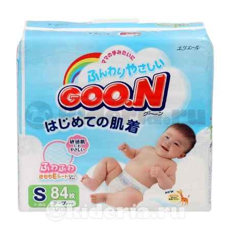 Купить Goon Подгузники GooN S (4-8 кг)