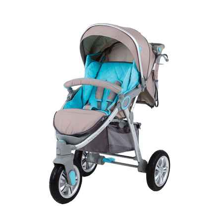 Купить Happy Baby Коляска Happy Baby NEON SPORT Blue