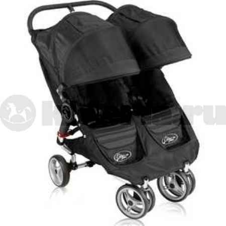Купить Baby Jogger Коляска прогулочная City Mini Double для двойняшек