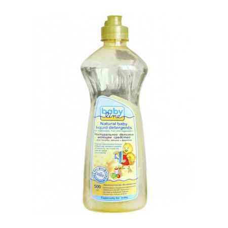 Купить Babyline Моющее средство Babyline Бэбилайн для посуды 500 мл