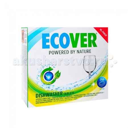 Купить Ecover Экологические таблетки для посудомоечных машин 1,4 кг