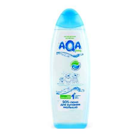 Купить AQA baby Пена для купания AQA baby Аква Беби Противопростудная 500 мл.