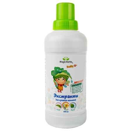 Купить Magic Herbs Экстракт Magic Herbs 500 мл. (череда, лопух и береза)