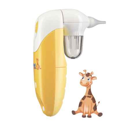 Купить B.Well Аспиратор B.Well Чистый нос (для очищения носа у младенцев и детей)