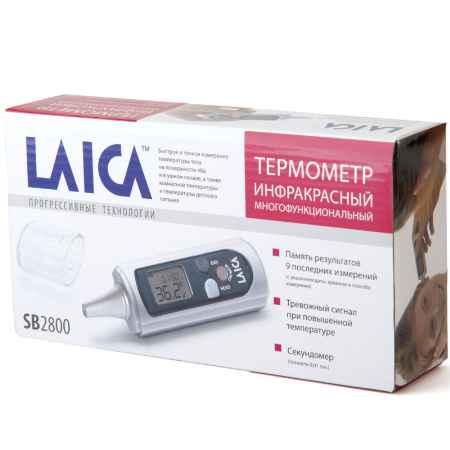 """Купить Maman Термометр Laica """"Я расту!"""" Инфракрасный 4 в 1 (SB2800)"""