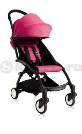Купить BabyZen Прогулочная коляска YOYO, Черная рама + color pack + основание 6+ (от 6 мес до 3 лет)