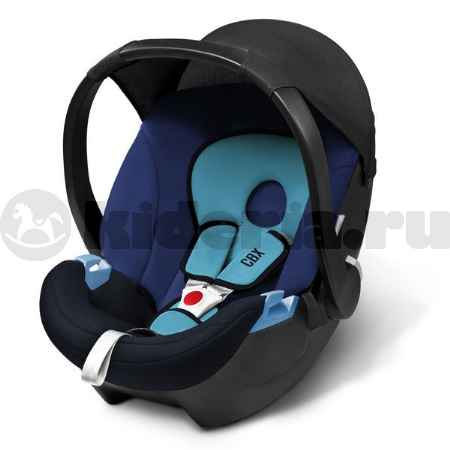 Купить Cybex Автокресло Aton Basic, Blue Moon, группа 0+
