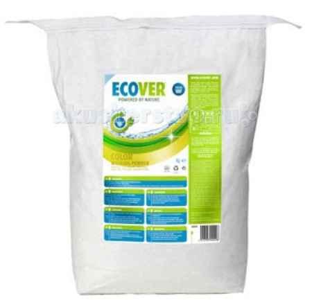 Купить Ecover Экологический стиральный порошок-концентрат для цветного белья 7.5 кг