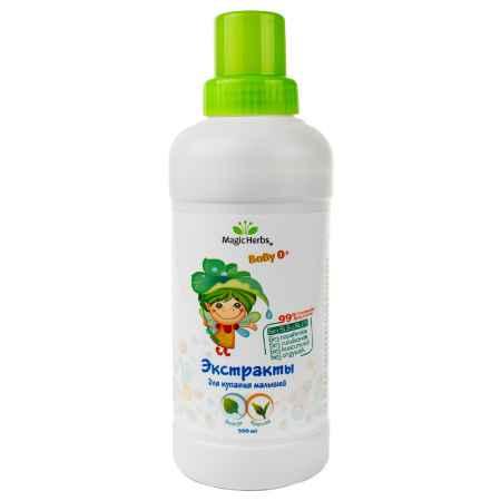 Купить Magic Herbs Экстракт Magic Herbs 500 мл. (береза и крапива серии